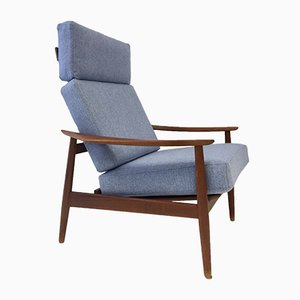 FD-164 Teak Stuhl von Arne Vodder für France & Søn, 1960er