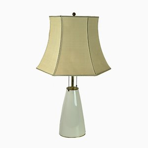 194 Porcelain Table Lamp from KPM, 1950s