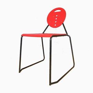 Vintage Italian Charlie Chair by Carlo Bimbi & Nilo Gioacchini for Segis