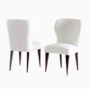 Vintage Italian Dining Chairs by Gio Ponti for Casa E Giardino, Set of 5