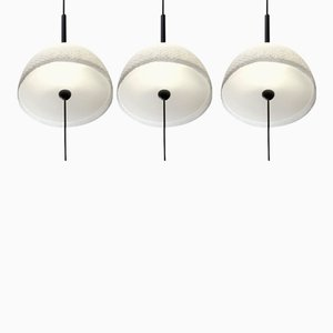 SeaSalts Pendant Lamps by Nir Meiri, Set of 3