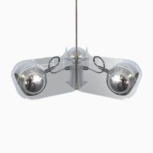 540 Deckenlampe von Gino Sarfatti für Arteluce, 1960er