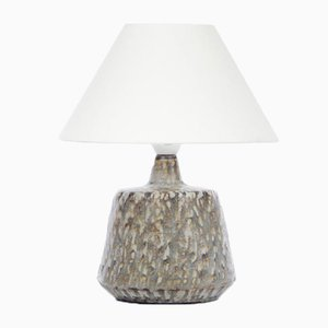 Kleine Mid-Century Modern Keramiklampe von Gunnar Nylund für Rörstrand
