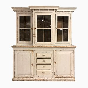 Large French Antique Buffet Cabinet, 19th Century