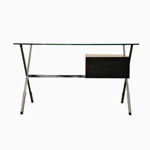 Freistehender Vintage Nr. 80 Schreibtisch von Franco Albini für Knoll International
