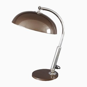 Vintage Desk Lamp from H. Busquet for Hala