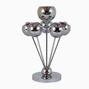 Mid-Century Chrome Table Lamp, 1960s