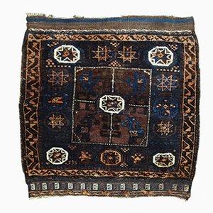 Antique Handmade Afghan Baluch Bagface, 1900s