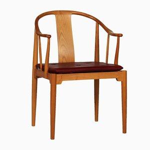 Vintage FH 4283 China Chair von Hans J. Wegner für Fritz Hansen, 1984