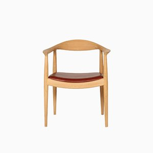 JH 503 The Chair by Hans J. Wegner for Johannes Hansen Copenhagen, 1950s