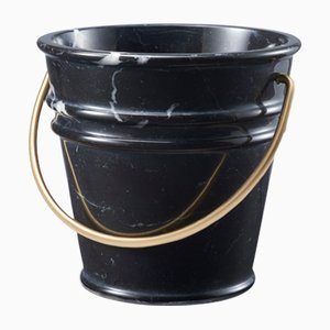 Black Ice Ice Baby Bucket by Lorenza Bozzoli for Editions Milano