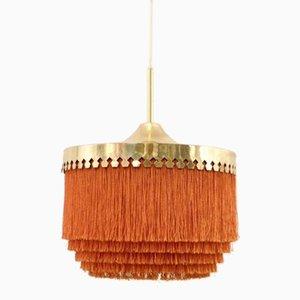 Model T601/M Ceiling Lamp from Hans-Agne Jakobsson AB Markaryd, 1960s