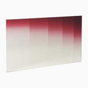Horizontaler Glimpses Spiegel von Germans Ermics für Editions Milano, 2017
