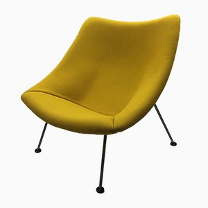 Vintage Oyster Easy Chair by Pierre Paulin for Artifort, 1965