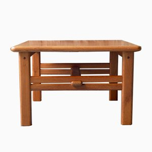 Vintage Danish Square Coffee Table from Cfc Silkeborg