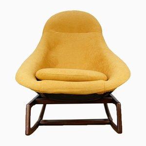 Rocking Chair par W. S. Chenery pour Lurashell, 1960s