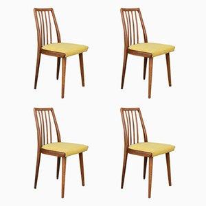 Chaises de Salon de TON, République Tchèque, 1960s, Set de 4