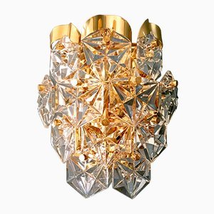 Gilded Wall Lamp by Kinkeldey, 1960s