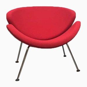 Vintage Orange Slice Sessel von Pierre Paulin für Artifort