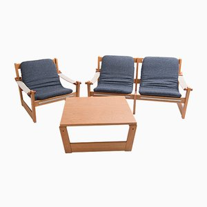 Vintage Living Room Set by Yngve Ekström for Swedese