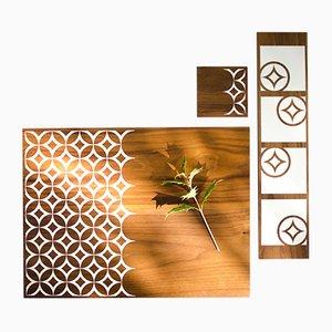 Eatchic 3 Tischmatten von Orma, 2006, 3er Set