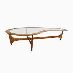 Tavolino da caffè grande di Adrian Pearsall per Lane, anni '60