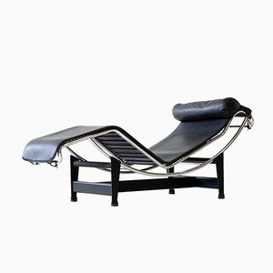 LC4 Lounge Chair by Le Corbusier for Cassina, 1960s