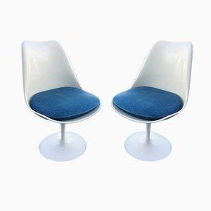 Tulip Chairs von Eero Saarinen für Knoll Inc. / Knoll International, 1970er, 2er Set
