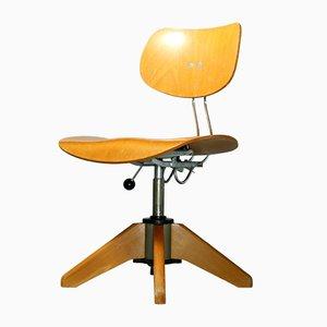 Chaise SE 40 par Egon Eiermann pour Wilde & Spieth, 1960s
