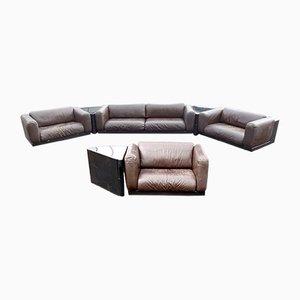 Modulares Sofa System von Cini Boeri für Gavina Knoll, 1970er, 7er Set