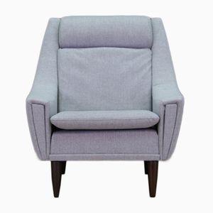 Mid-Century Teak Lounge Chair