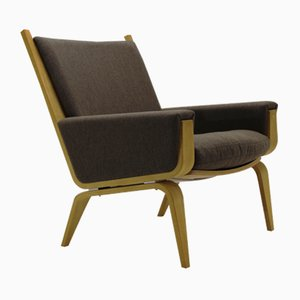 GE 501A Easy Chair by Hans J. Wegner for Getama, 1967