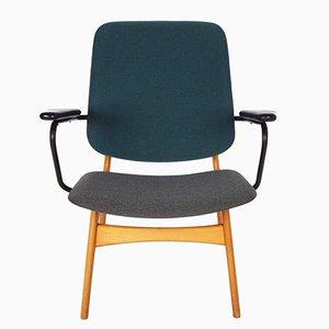 Vintage Armchair by Louis Van Teeffelen for Wébé