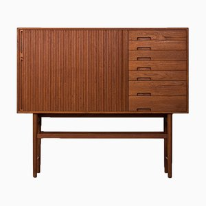 Danish Teak Sideboard by Ib Kofod-Larsen for Christensen & Larsen, 1950s