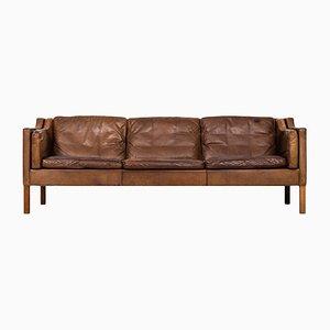 Modell 2213 Sofa von Børge Mogensen für Fredericia Stolefabrik, 1963