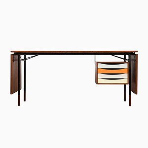Model Nyhavn Desk by Finn Juhl for Bovirke, 1953