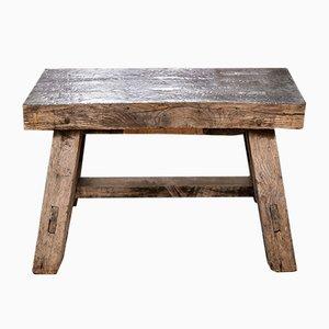 Antike Bank oder Tisch