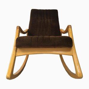 Rocking Chair Vintage de TON, 1960s