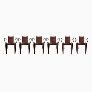 Louis 20 Stühle von Philippe Starck für Vitra, 1990er, 6er Set