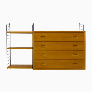 Vintage Wall Unit by Katja & Nisse Strinning for String