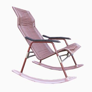 Vintage Rocking Chair by Takeshi Nii NY, 1960s