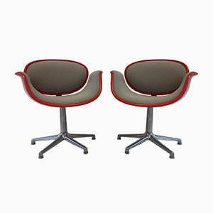 Small Tulip Chairs by Pierre Paulin for Artifort, 1965, Set of 2