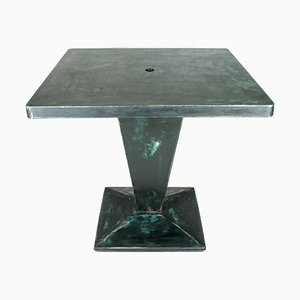 Mid-Century KUB 80 Table by Xavier Pauchard for Tolix