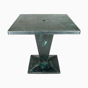 Mid-Century KUB 80 Tisch von Xavier Pauchard für Tolix