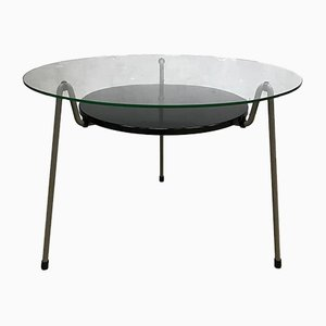 Vintage Dutch Mosquito Coffee Table by Wim Rietveld for Gispen