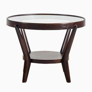 Coffee Table by K. Kozelka & A. Kropacek, 1940s