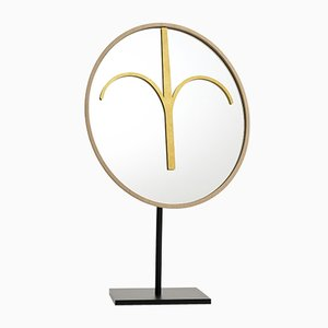 Haua Wise Mirror von Lorenza Bozzoli für Colé