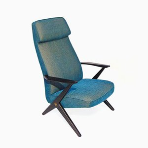 Swedish Lounge Chair by Bengt Ruda, 1960s