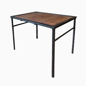 Table Mid-Century Industrielle