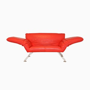 Vintage Swiss Sofa or Chaise Longue by Winfried Totzek for de Sede, 1988